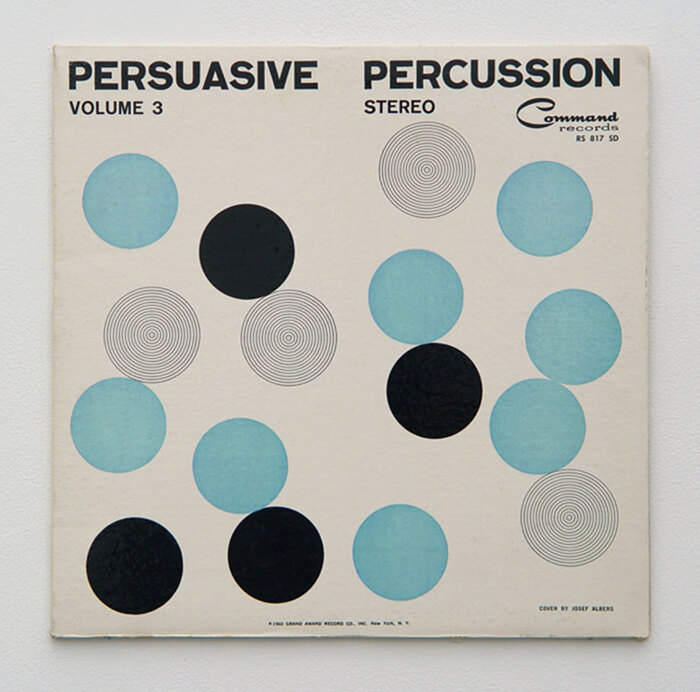Percussion Series from Command Records 4