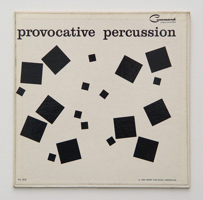 Percussion series album art (Command Records) 5