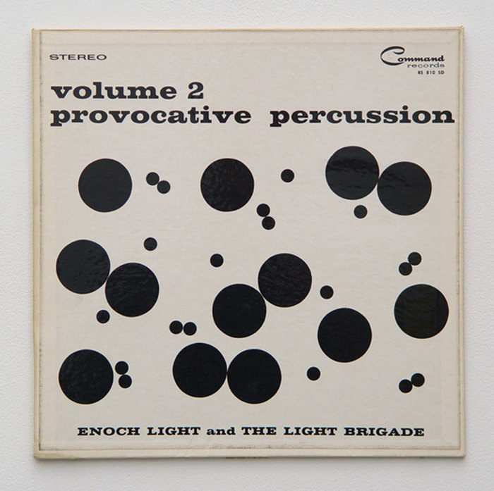 Percussion series album art (Command Records) 6
