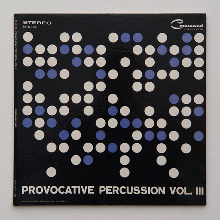 Percussion Series from Command Records 7