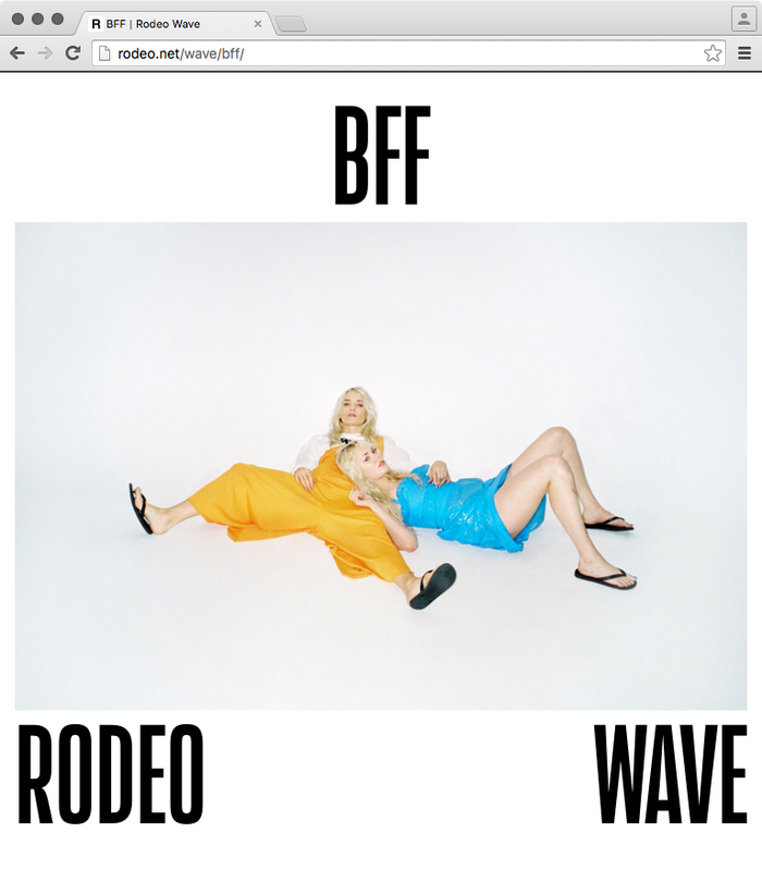 Rodeo Wave, Feb & March 2016 1