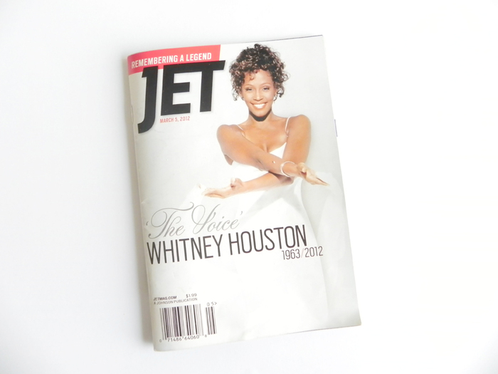 JET magazine, issue March 5, 2012 1
