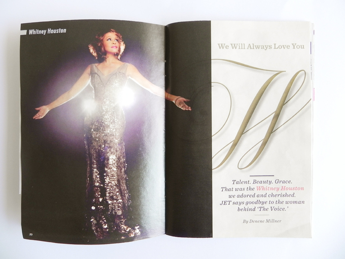 JET magazine, issue March 5, 2012 2