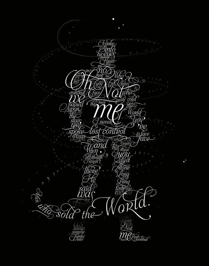 Aphrodite Slim in TypoLyrics