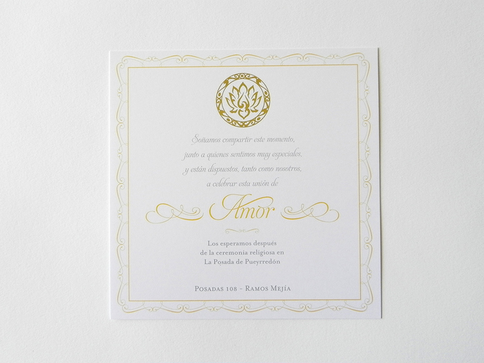 Mariel & Pablo wedding invitations 3