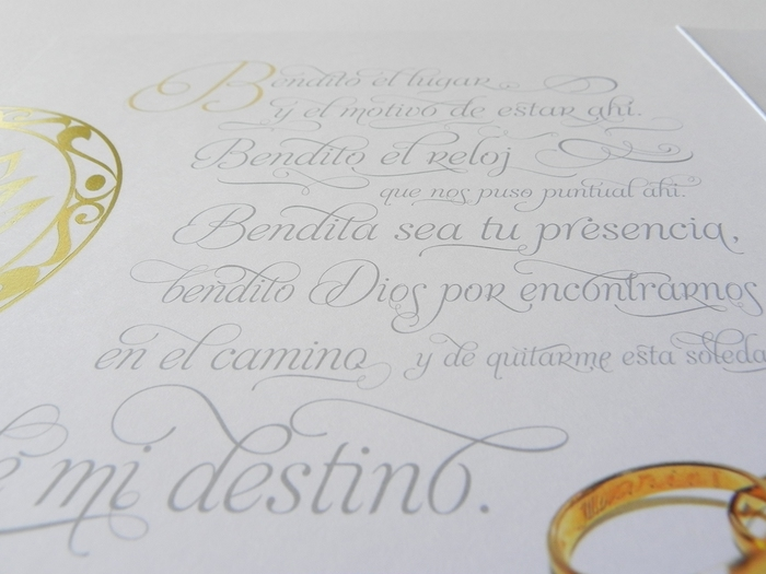 Mariel & Pablo wedding invitations 4