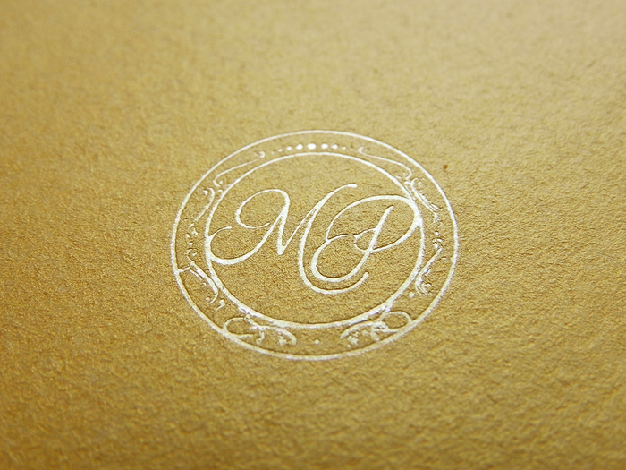Mariel & Pablo wedding invitations 1