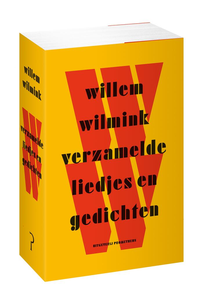 Willem Wilmink, verzamelde liedjes en gedichten 8