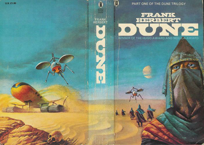 Dune book series, New English Library 2