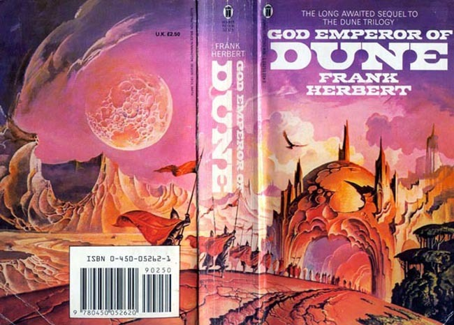 Dune book series, New English Library 5