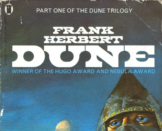 Dune book series, New English Library 1