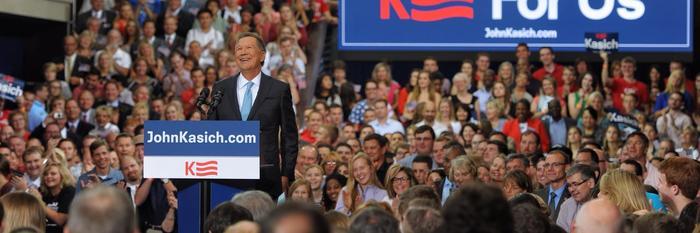 John Kasich 2016 US Presidential Campaign logo 1
