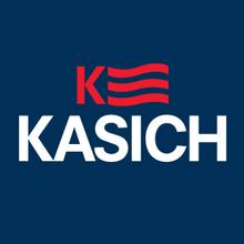 John Kasich 2016 US Presidential Campaign logo