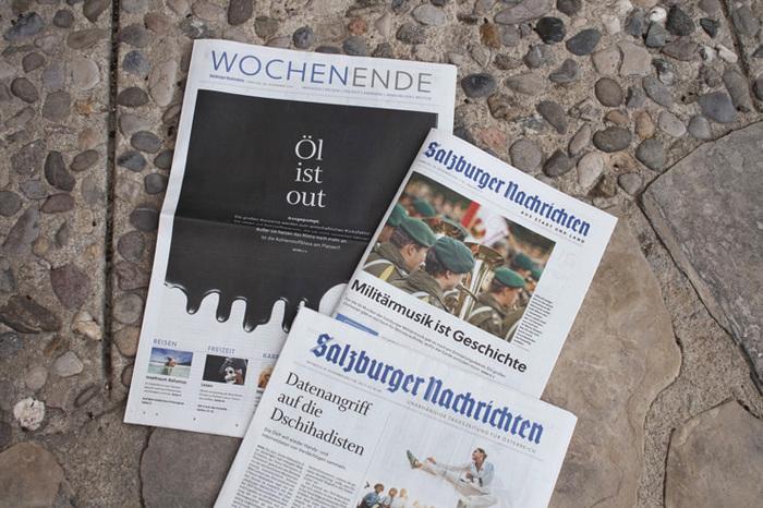 Wochenende (Salzburger Nachrichten) 1