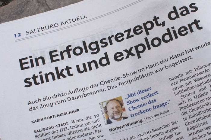 Wochenende (Salzburger Nachrichten) 6