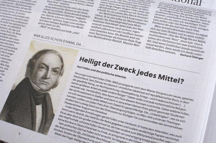 Wochenende (Salzburger Nachrichten) 7
