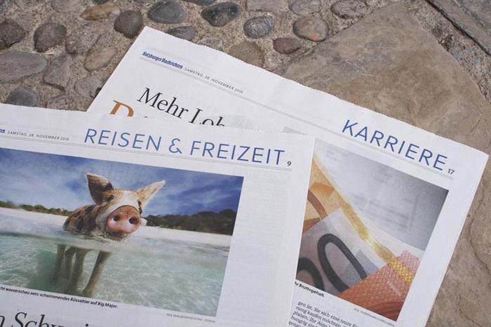 Wochenende (Salzburger Nachrichten) 10
