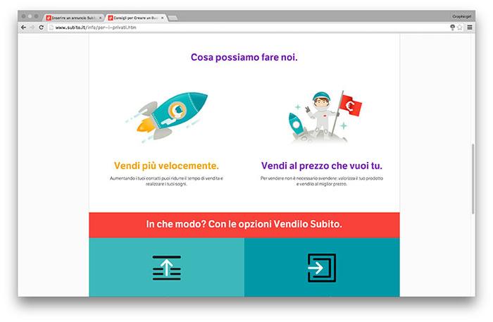 Subito website 2