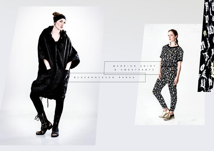 [ɪksiː] XXII Streetwear Lookbook 15/16 4