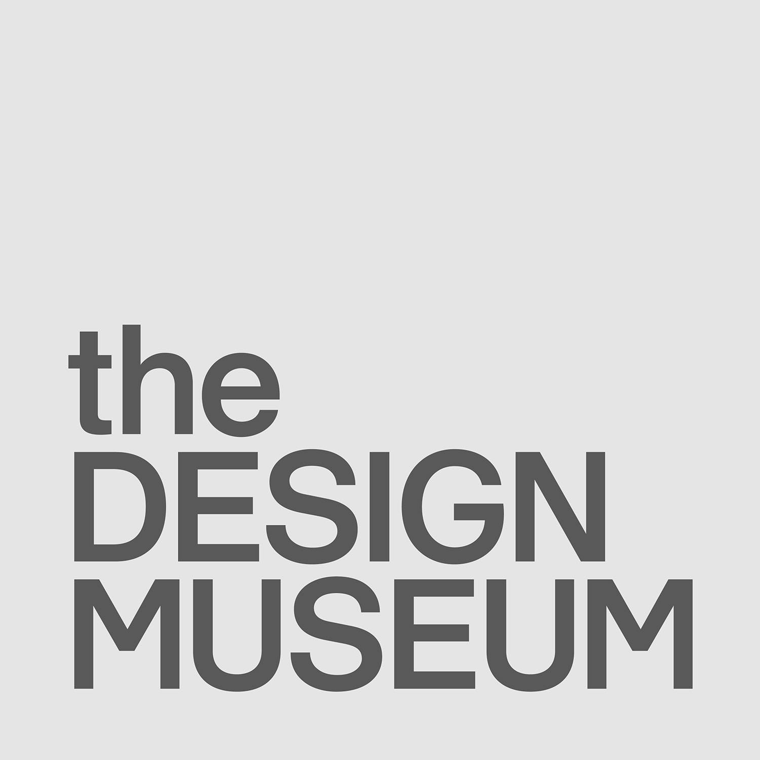Design Museum identity 2003 2016 Fonts In Use