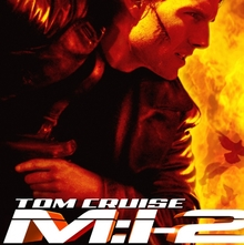 <cite>Mission: Impossible 2</cite> (2000) movie posters