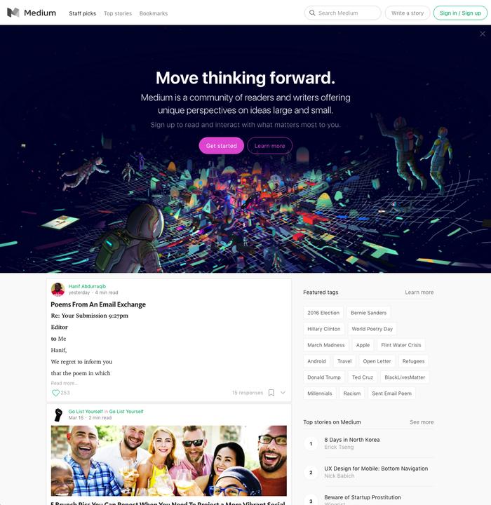 Medium.com (2015) 1