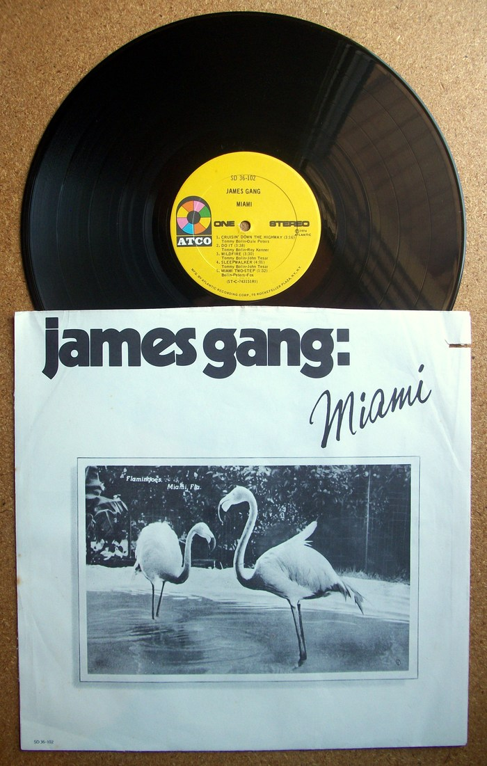 Miami by James Gang 4