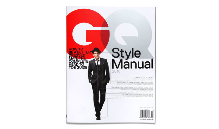 GQ Style Manual 2010 1