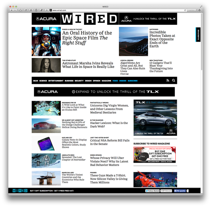 Wired (2011) 3