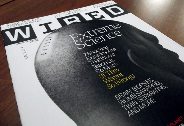 Wired (2011) 1
