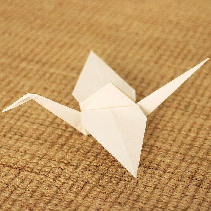 Origami festival poster 3