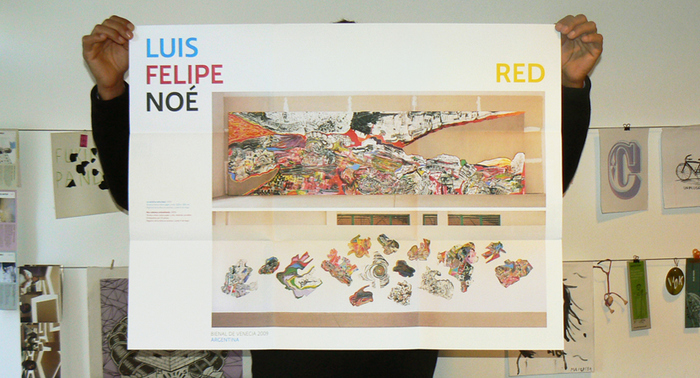 Luis Felipe Noé en la Bienal de Venecia 5