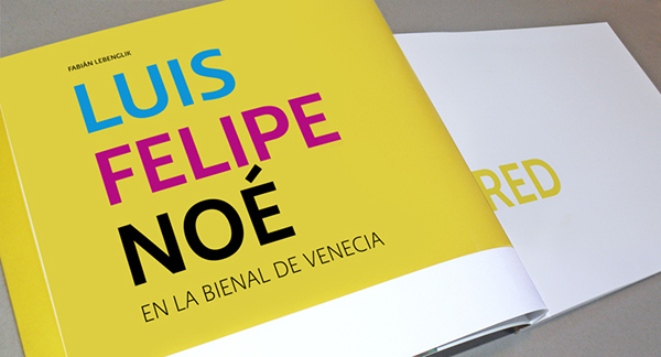 Luis Felipe Noé en la Bienal de Venecia 2