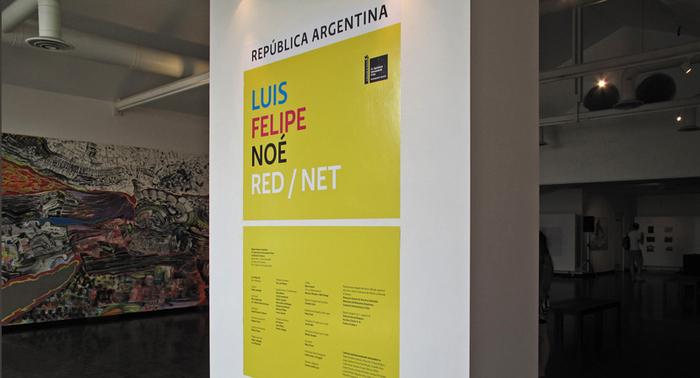Luis Felipe Noé en la Bienal de Venecia 6