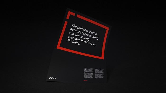 BIMA brand identity 1
