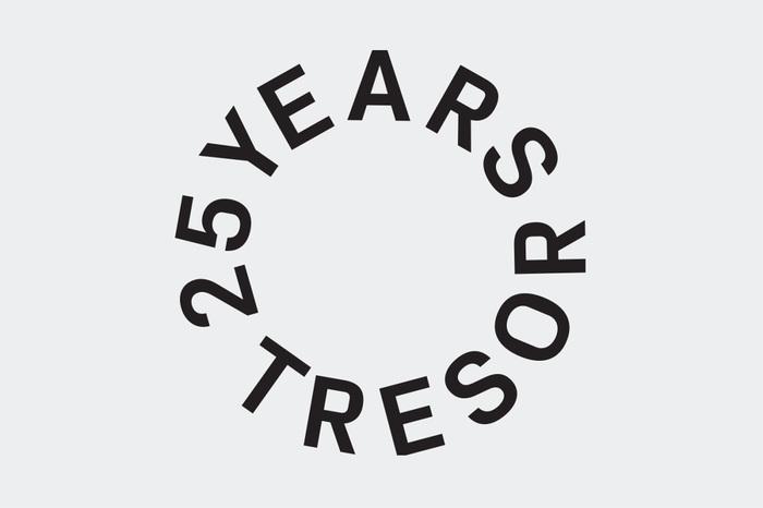 25 Years Tresor 1