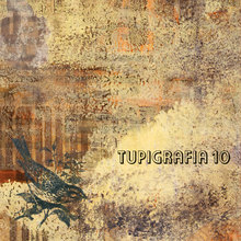 <cite>Tupigrafia</cite> magazine cover, issue 10
