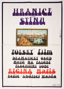 <cite>Hranice stínu</cite> movie poster