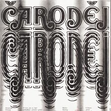 <cite>Čaroděj</cite> (1978) Czechoslovak movie poster