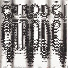 <cite>Čaroděj</cite> (1978) Czechoslovak movie poster