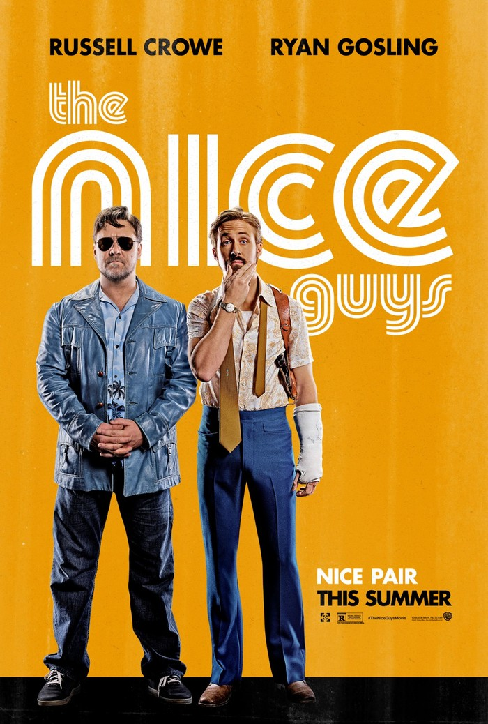 The Nice Guys movie posters 2