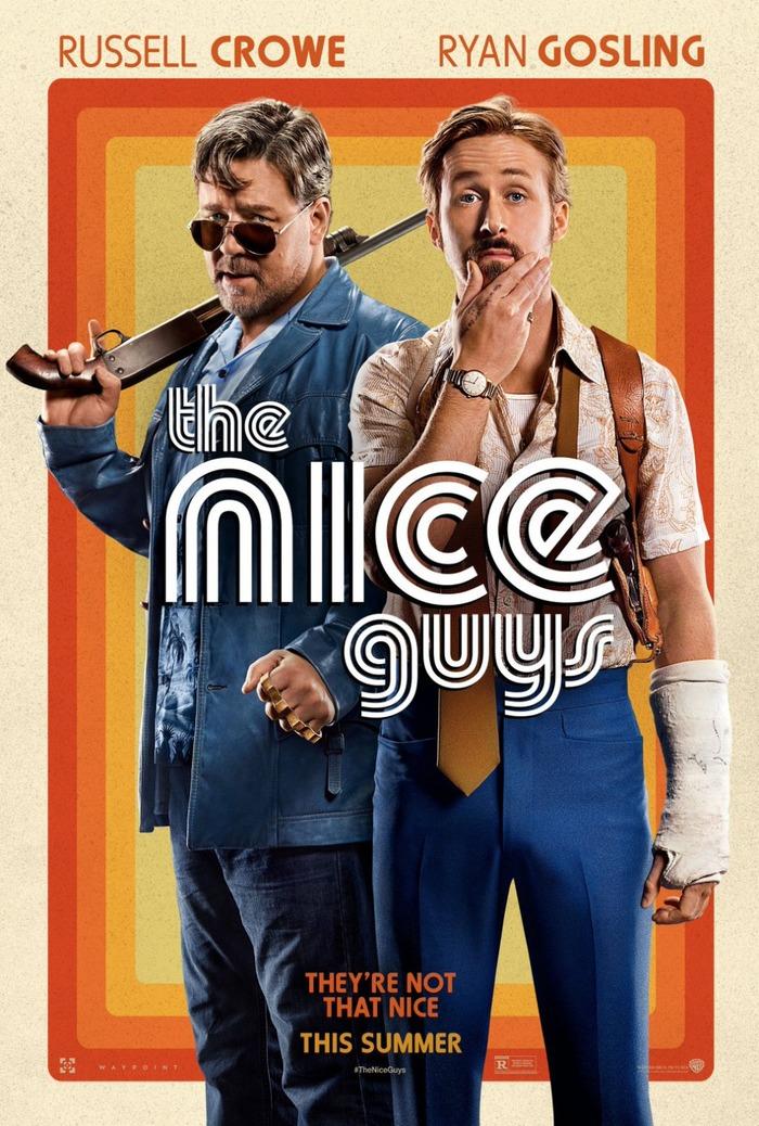 The Nice Guys movie posters 1
