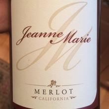 Jeanne Marie Merlot 2011
