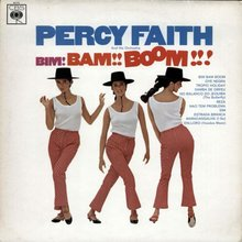 <cite>Bim! Bam!! Boom!!!</cite> by Percy Faith