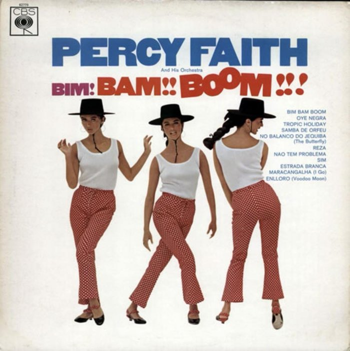 Bim! Bam!! Boom!!! by Percy Faith