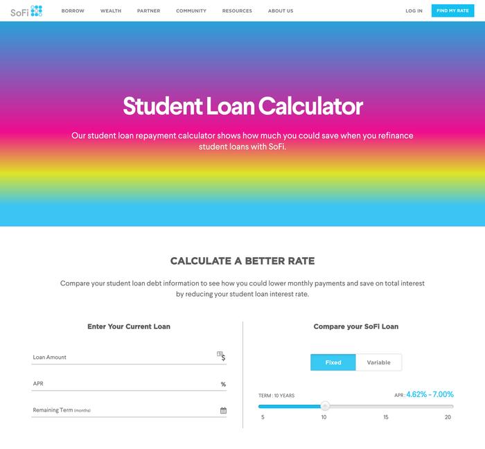 SoFi Lending 1