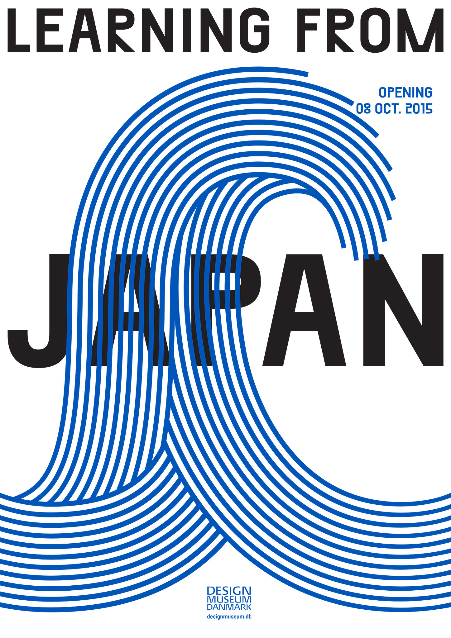 Learning From Japan Poster Fonts In Use