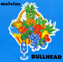 Melvins –<cite>Bullhead</cite> album art