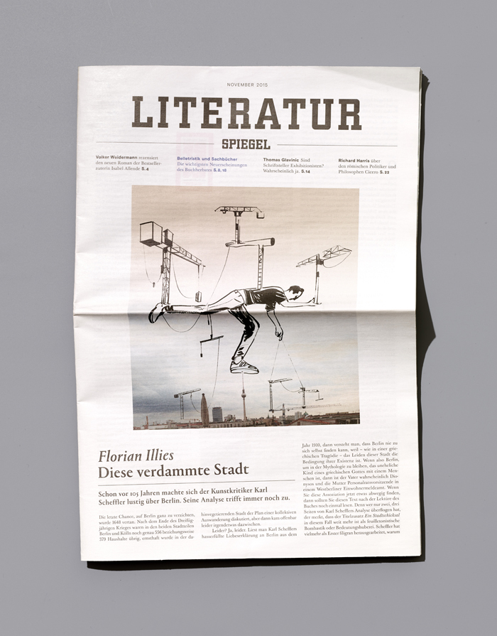 Literatur Spiegel 2