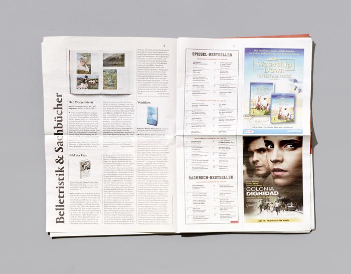 Literatur Spiegel 4